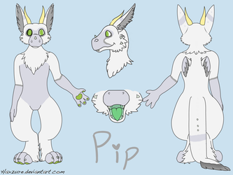 The New Pip by EclipseDrawsAlot