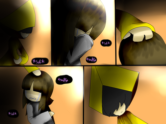 Little Nightmares: On Board! Chapter 3! (page 15) by YoLoRoBeRt2212