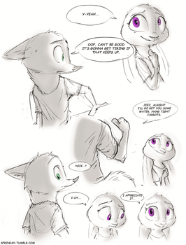 Zootopia Comic |Page 41 by EmberLarelle276