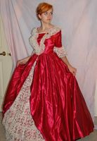 Elegant Gown 1 by Valentine-FOV-Stock