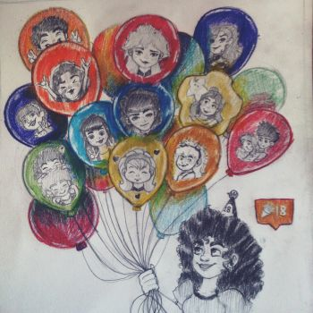 Free Balloons Anyone? by omg90skid