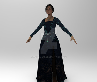 A PLAGUE TALE : INNOCENCE - BEATRICE by Oo-FiL-oO