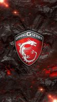 MSI wallpaper for Android by taufanseo