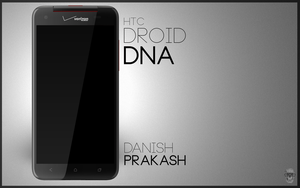 HTC Droid DNA PSD by danishprakash