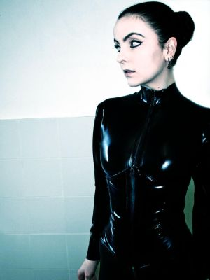 Rubber Lillith by dubhain