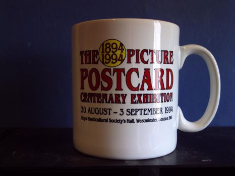 The Picture Postcard Mug 001 by theoldhorse2