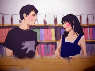 500 Days of Summer -- Outline by xxpunkedprincessxx
