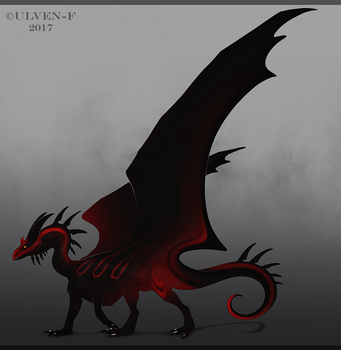 DragonDesign#2  auction  closed by ulv-f