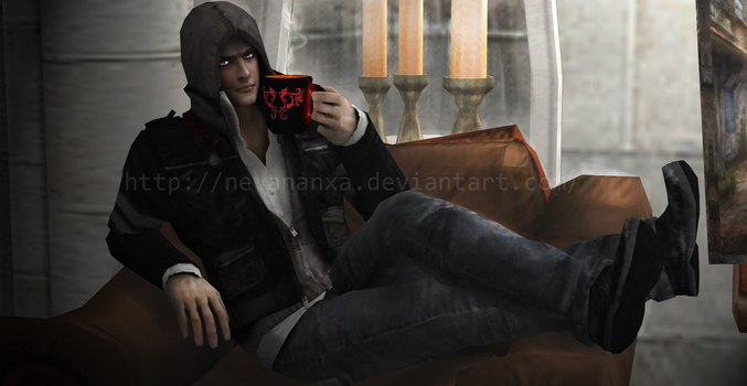 How about a nice cup of STFU by NevanAnxa
