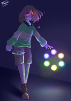 Remember These, Frisk? by Twilightcotton