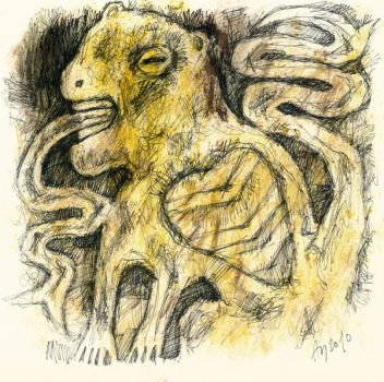 the Lion by inner
