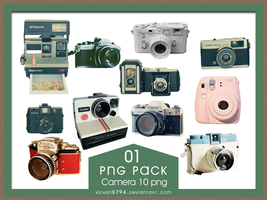PNG PACK01 Camera 11 png by xichan0794 by xichan0794