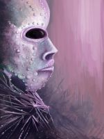 Pearl Masque by Petunio