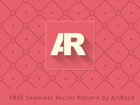 Artrayd Seamless Free Vector Pattern by artrayd