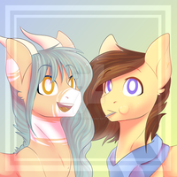Forest And Coff Icon Shaded by Coffeequake