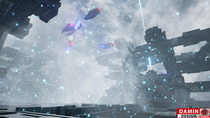 Unreal Engine 4 Sky Space Long Version by DaminDesign