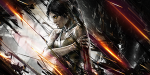 Tomb Raider by Marcos-Inu