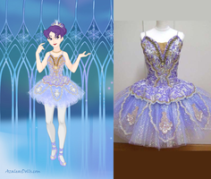 Round 7: Lavender Ballet Dress by Arimus79