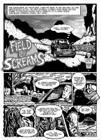 Field of Screams page 1 by MalcolmKirk