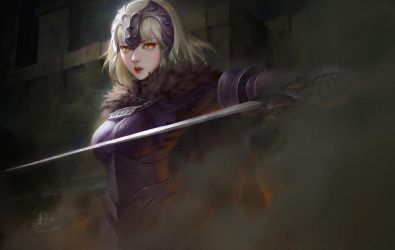 Jeanne Alter by letrongdao