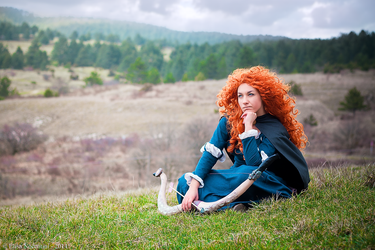 Merida - The Brave 2 by TsubameRain