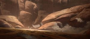 Matte Painting - Ride by aJVL
