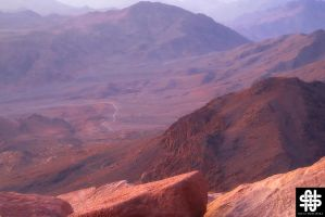 Mount Sinai II by nellasgraphics