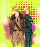 APH: Alfred and Arthur by IPPO-Lita