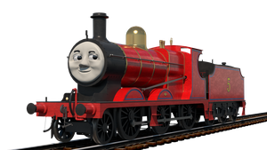 NWR No.5 James by explosivecookie