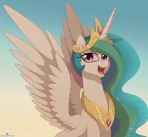 Sunny Smile by VeraWitch