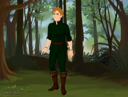 Peter Pan (Once Upon A Time) by suburbantimewaster