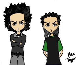 Huey and Riley update by mactagger