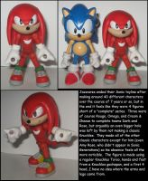 Custom Commission: Classic Knuckles by Wakeangel2001