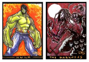 Sketchcard Commissions 002 by RobDuenas