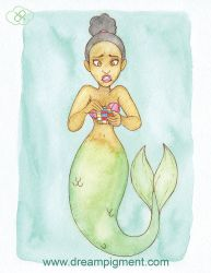 MerMay 2018: Day 26 - Frustrated by DreamPigment