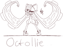 Splatoon2 Mindcontrolled Callie/Octollie by Glitched-Irken