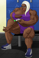 Strong Chocolate by DepravedDefense