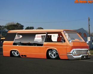 Kombi Super Van Tribute by Hemi-427