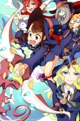 Shiny Arc! - Little Witch Academia by lucidsky