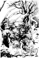 Weapon X by Segovia by ernestj23
