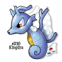 Kingdra Patchwork