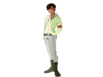 Male Tiana by FlyingPings