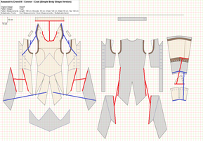 Simple Body Shape Directions by Trujin