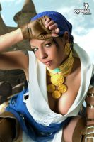 Isabela DA2 for Lovexpeace by cosplayerotica