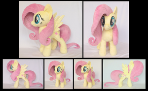 Fluttershy by fireflytwinkletoes