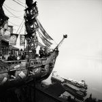 Pirate Ship... by xMEGALOPOLISx
