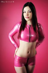 Fashion by Mad Duck Latex Designs by THETERRORCAT
