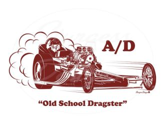 Old School Dragster by SturgessDesigns