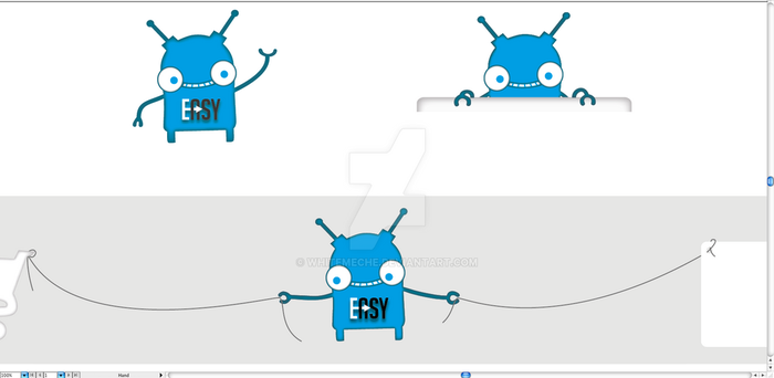 Easy Mascotte (payiteasy) by WhiteMeche