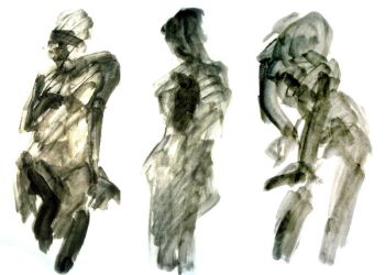 The Figures by Mikenestin